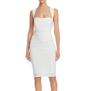 New White dress Laundry by Shelli Segal